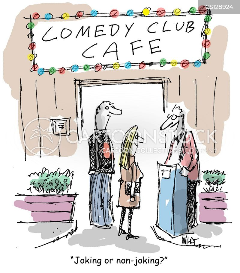 stand ups cartoon