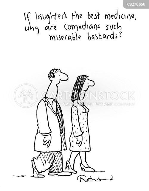 humourous cartoon