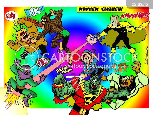 comic strip cartoon