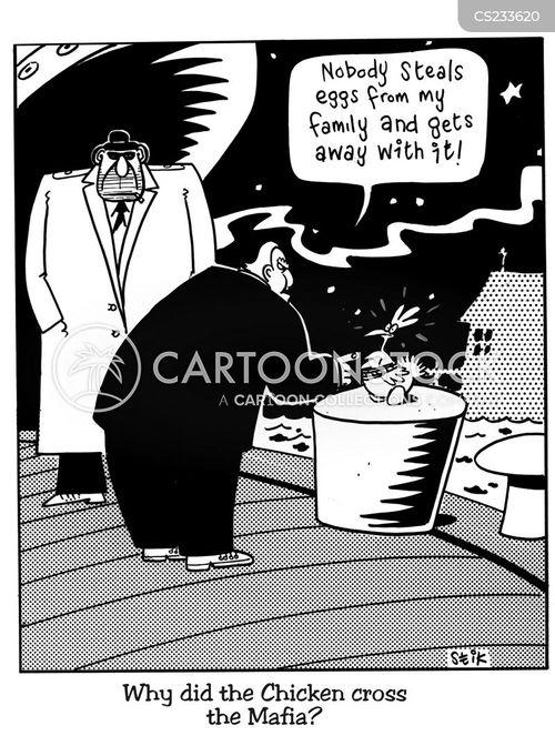concrete overcoat cartoon