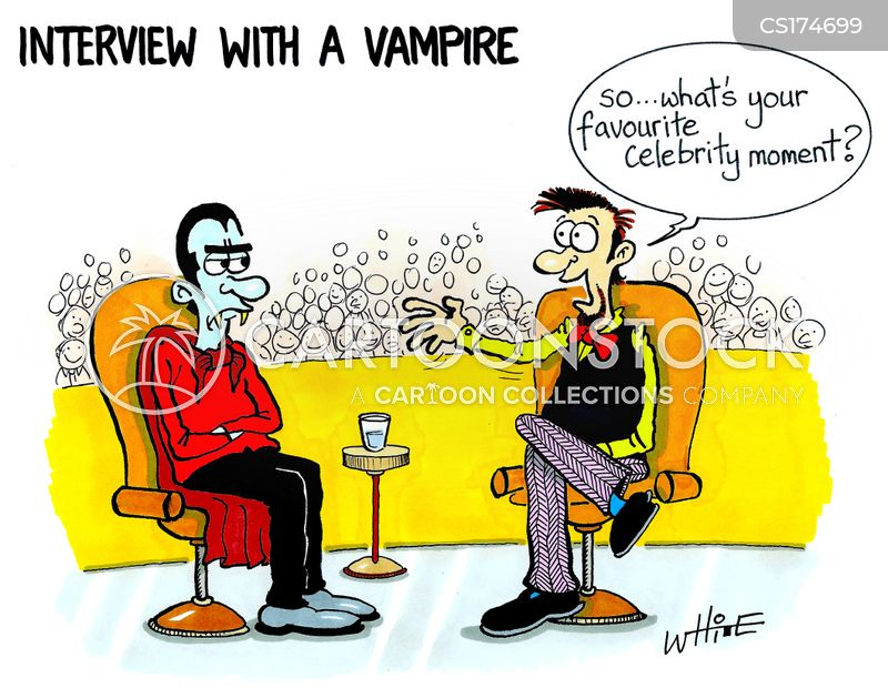 horror stories cartoon
