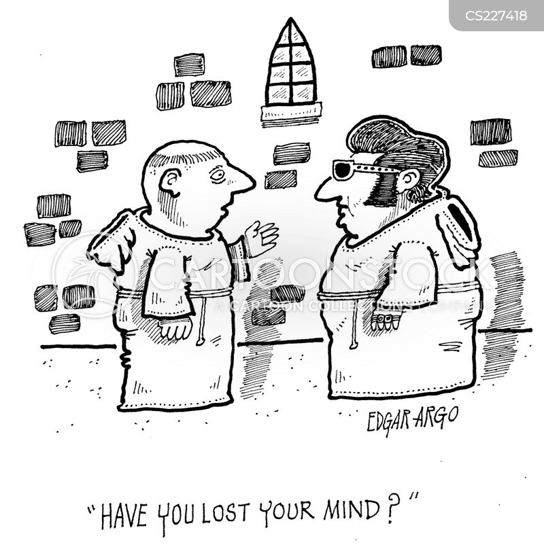 madne cartoon