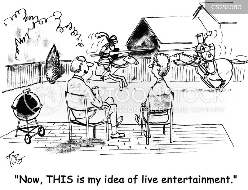 home entertainment centers cartoon