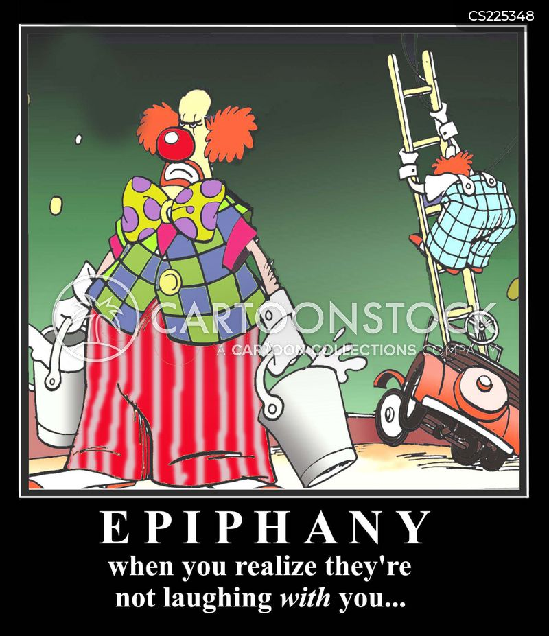 epiphanies cartoon