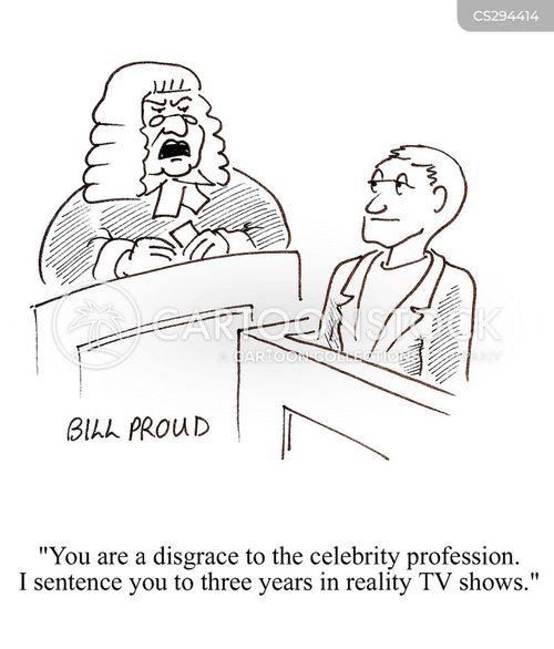 reality tv shows cartoon