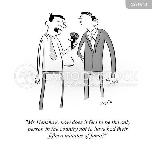 fifteen minutes cartoon