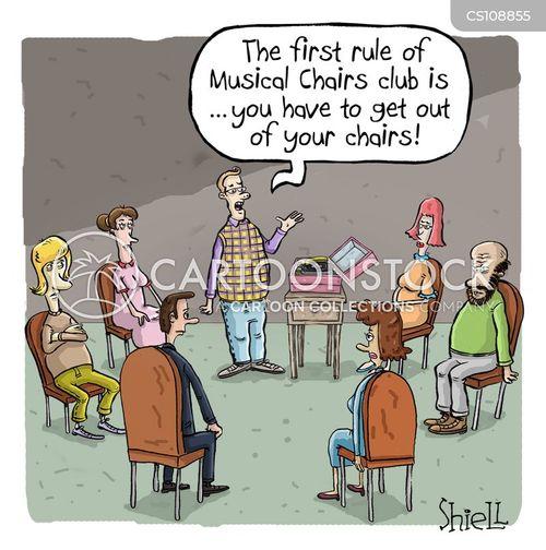 club bylaws cartoon