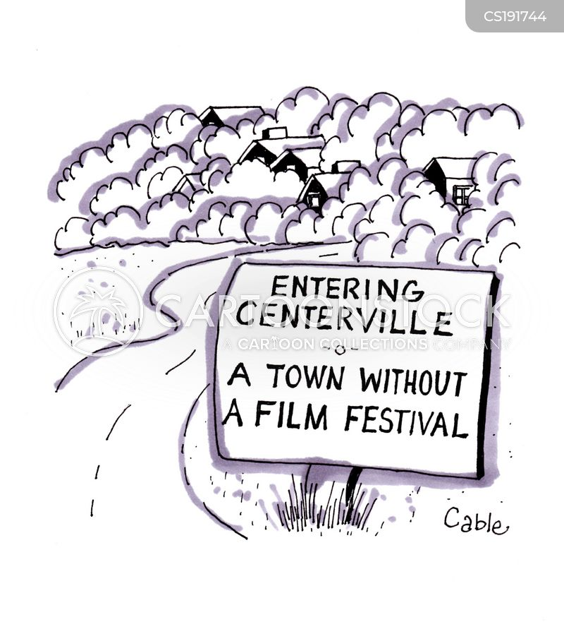 film festivals cartoon