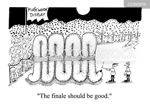 finale cartoon