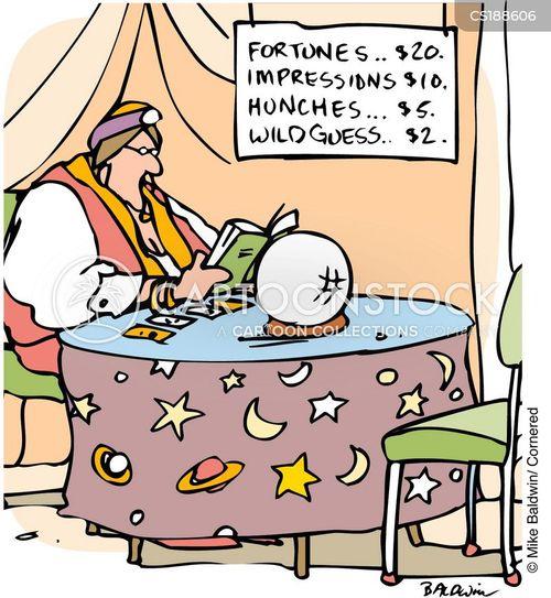made up cartoon
