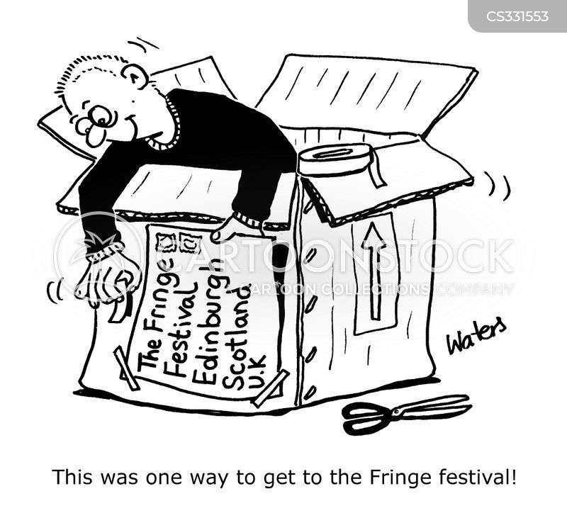 fringe cartoon