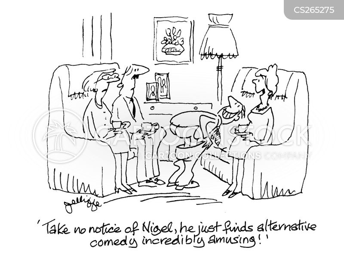 alternative comedy cartoon