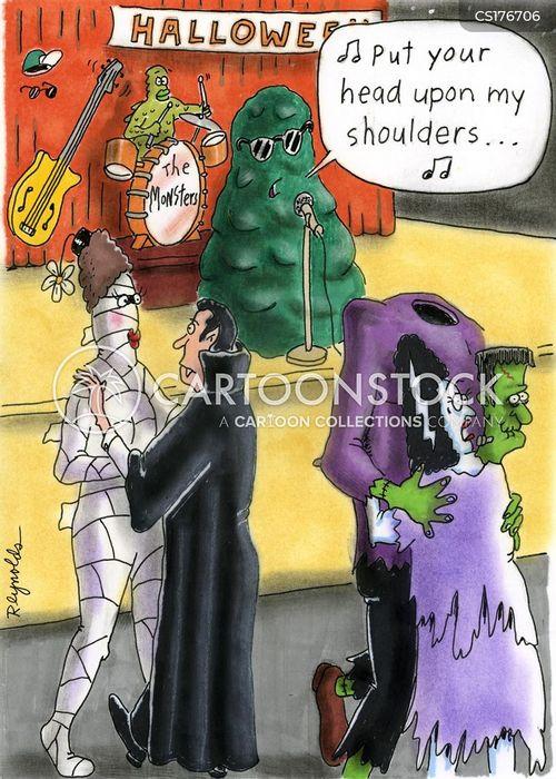 mummies cartoon