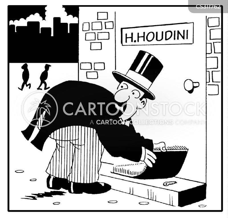 hidden keys cartoon