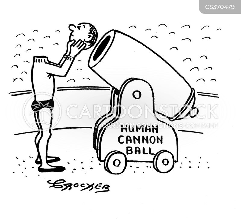 cannonballs cartoon