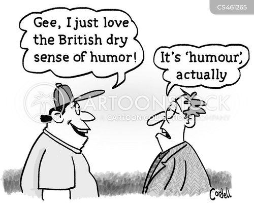 british humour cartoon