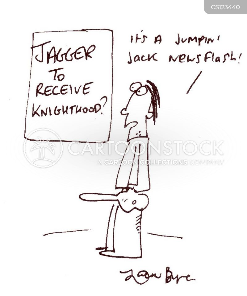 Jumping Jacks Cartoon Jumping Jack Cartoon 2 of 2