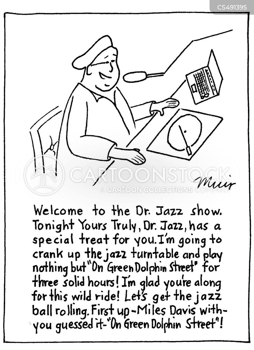music lists cartoon