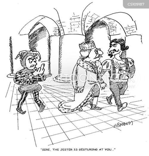 sires cartoon