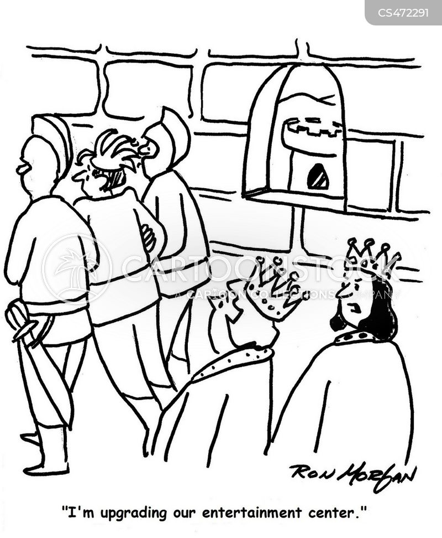 jestor cartoon