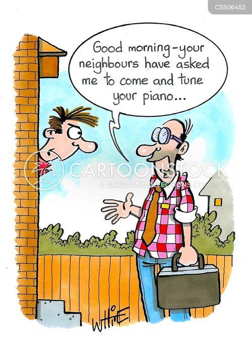 repairer cartoon