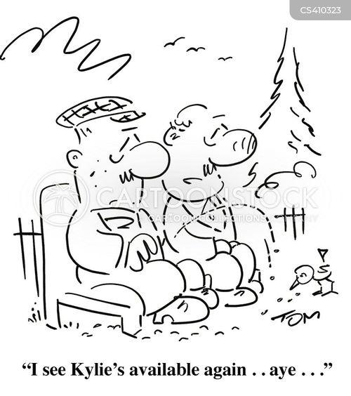kylie minogue cartoon