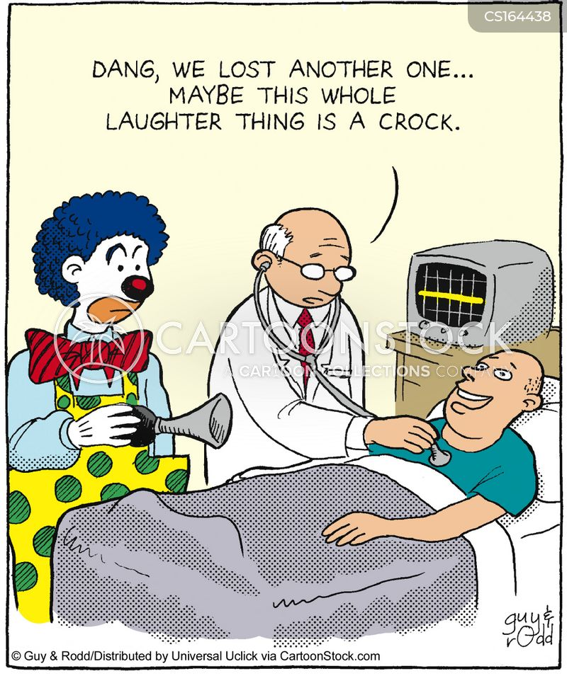 patient cartoon