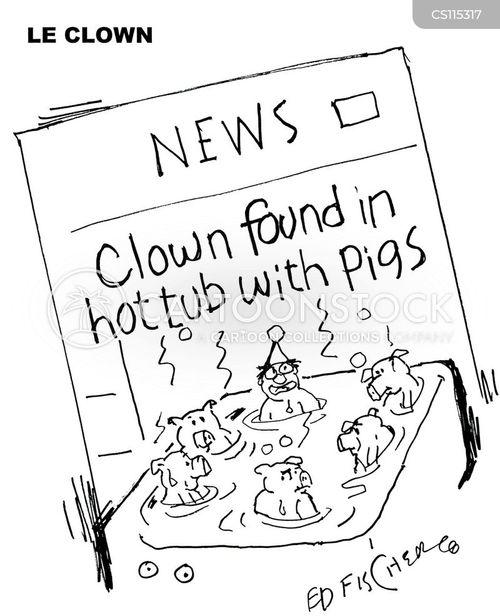 gossip mag cartoon