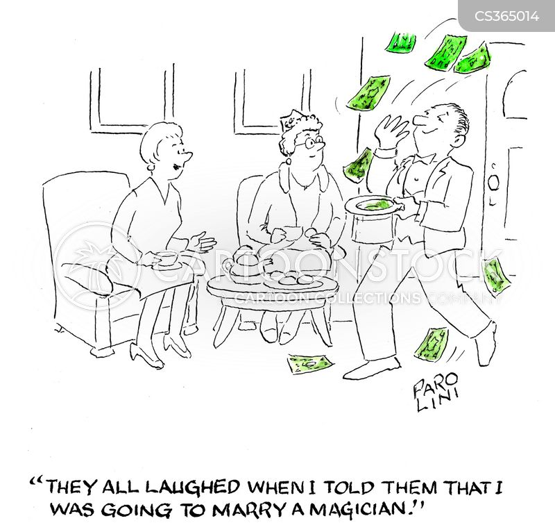 free money cartoon