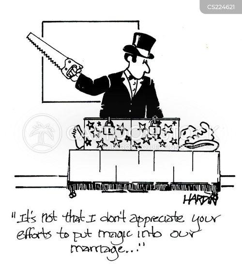 sawed cartoon