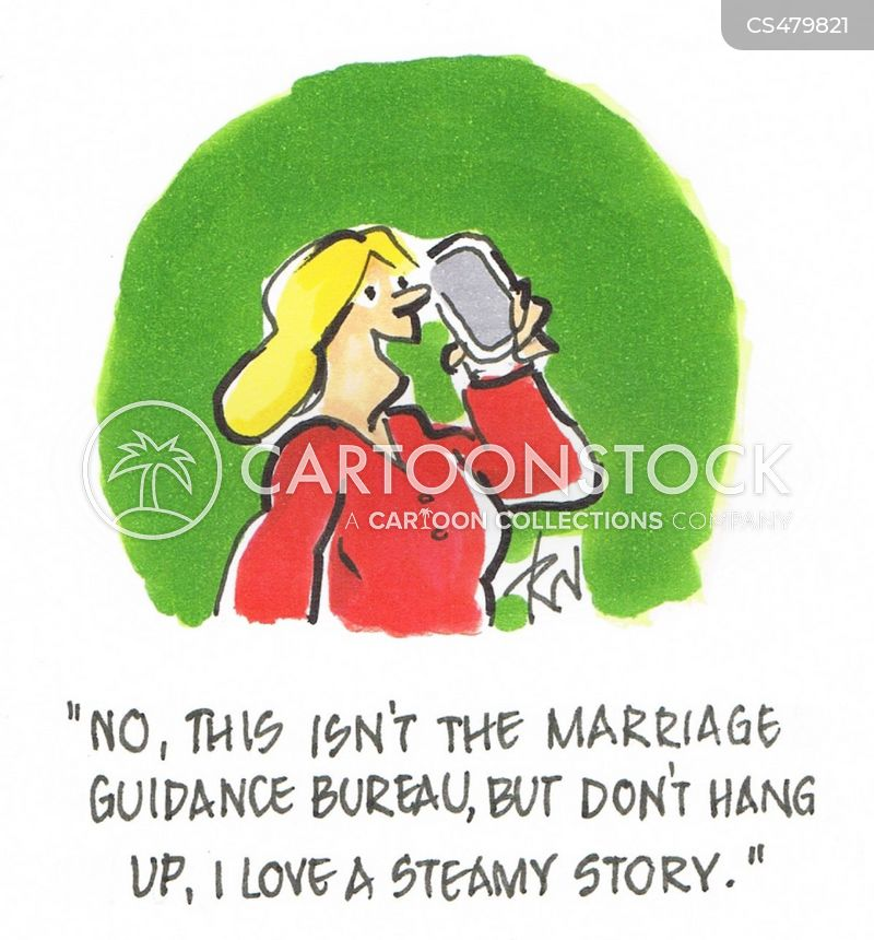tie the knot cartoon