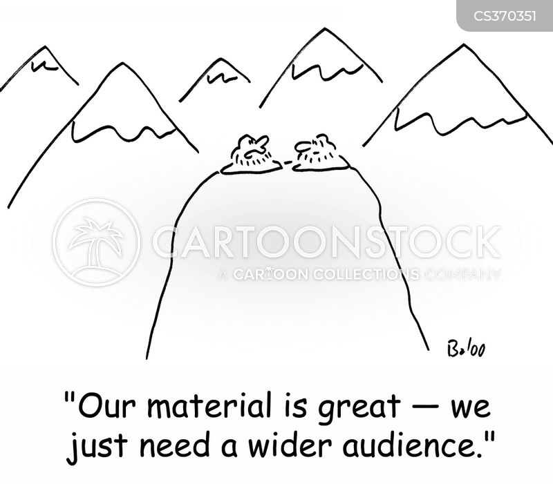 wider audience cartoon