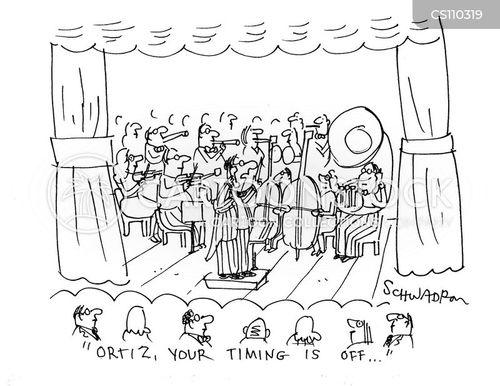 musically cartoon