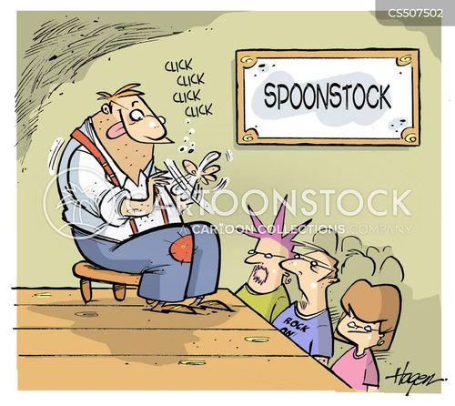 woodstock cartoon