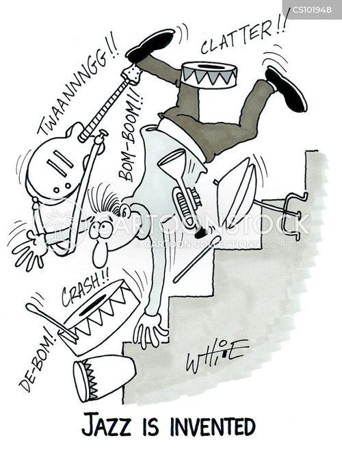 cacophony cartoon