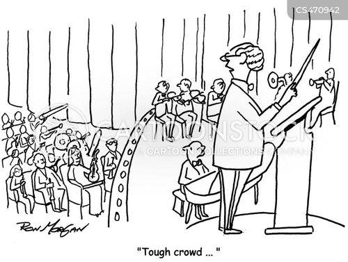 tough audiences cartoon