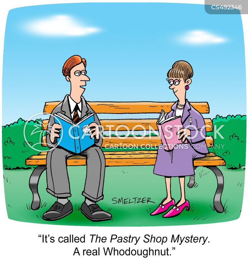 mysterys cartoon