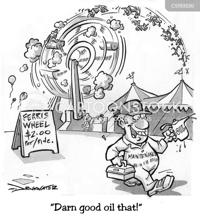 big wheels cartoon