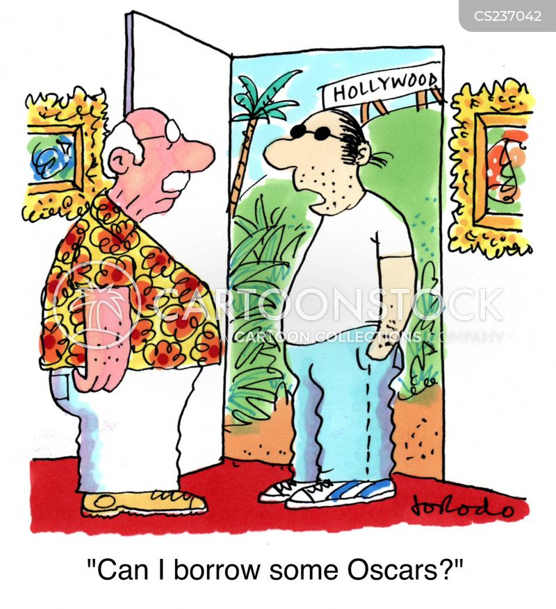 Oscars cartoons, Oscars cartoon, funny, Oscars picture, Oscars pictures, Oscars image, Oscars images, Oscars illustration, Oscars illustrations
