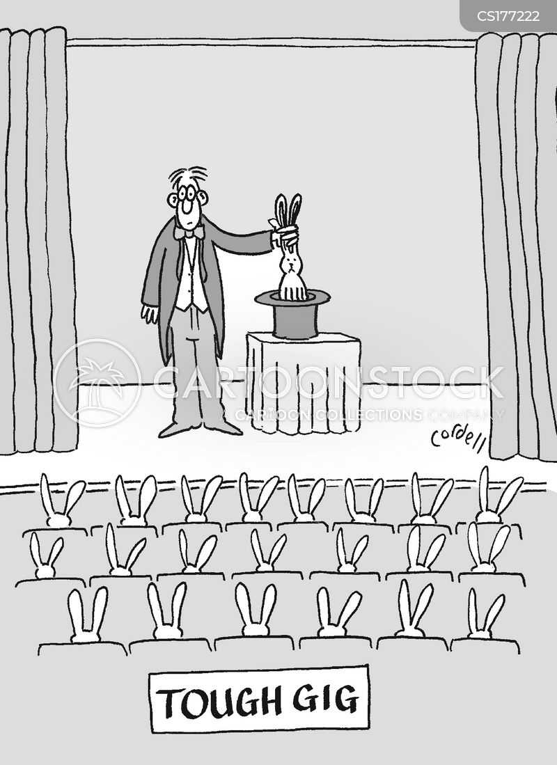 perform cartoon