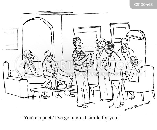 simile cartoon
