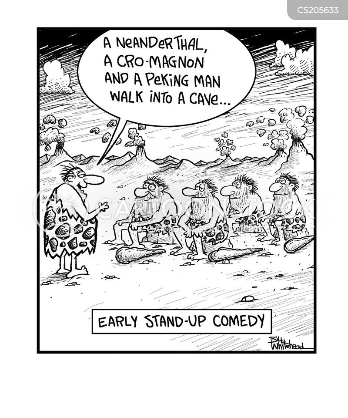 early civilization cartoon