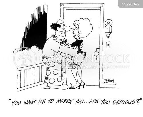 funny men cartoon