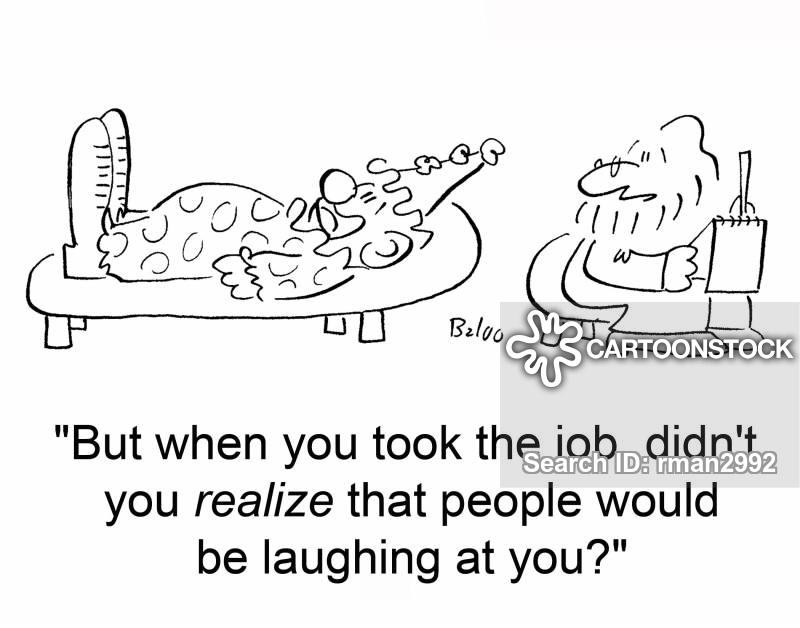 neurotics cartoon