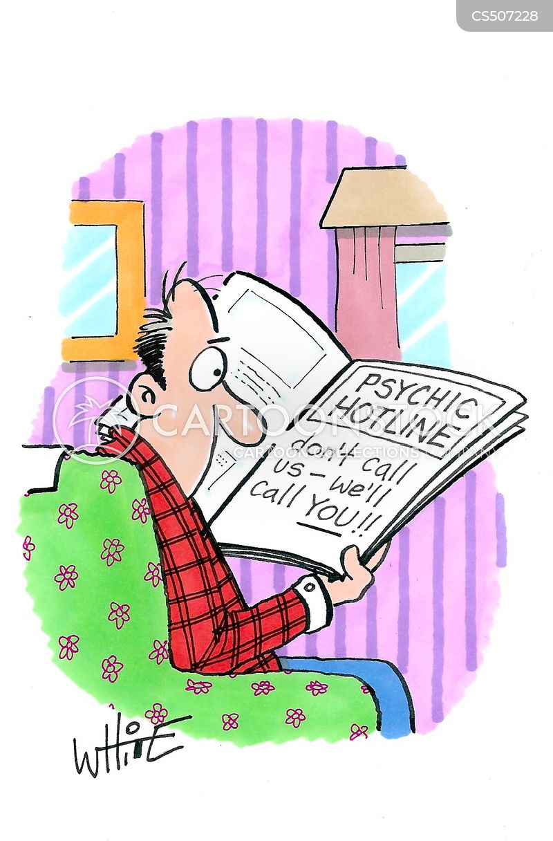 palm-reader cartoon
