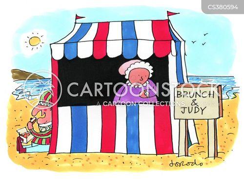brunch cartoon