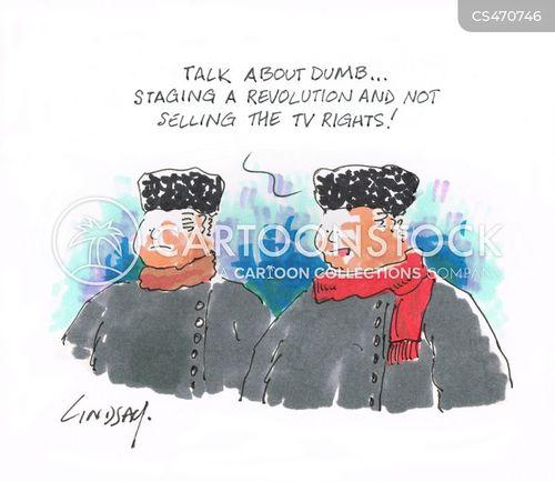 tellie rights cartoon