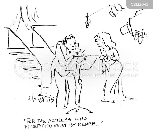 rehabilitations cartoon