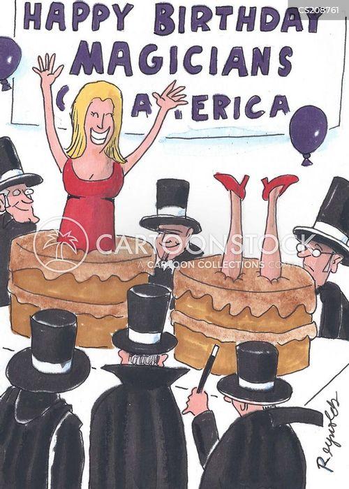 showgirl cartoon