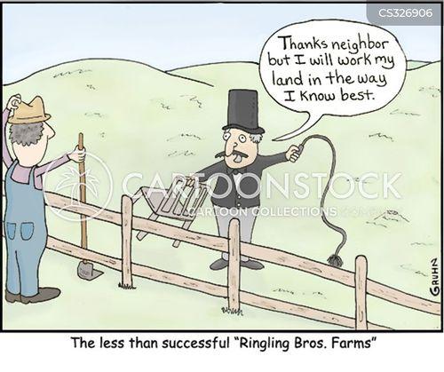neigbours cartoon